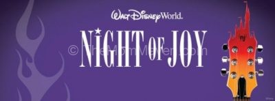 Night of Joy Walt Disney World