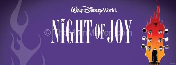 Night of Joy Walt Disney World