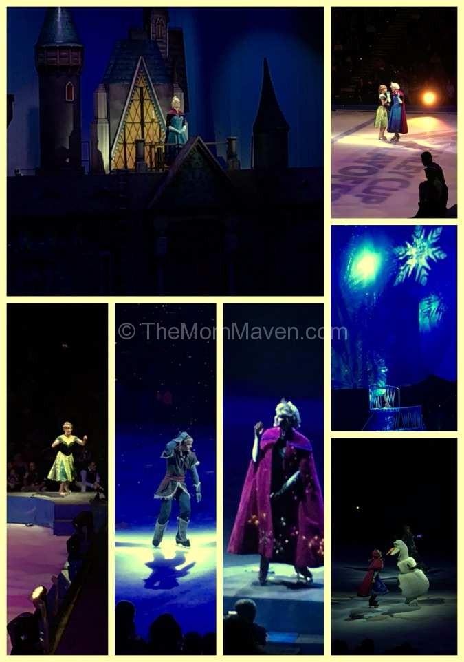 Frozen Disney on Ice 100 Years of magic