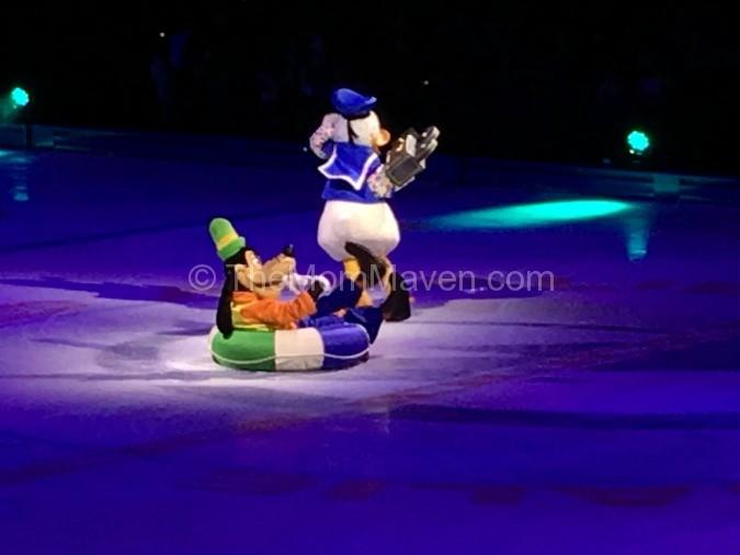 Goofy and Donald Disney on Ice 100 Years of Magic