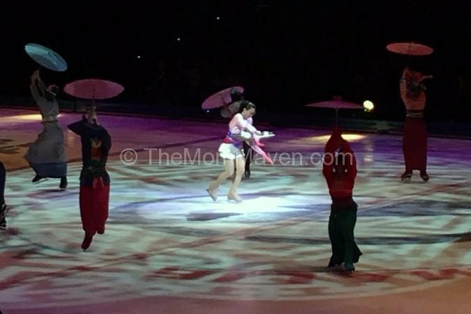 Mulan Disney on Ice 100 Years of Magic