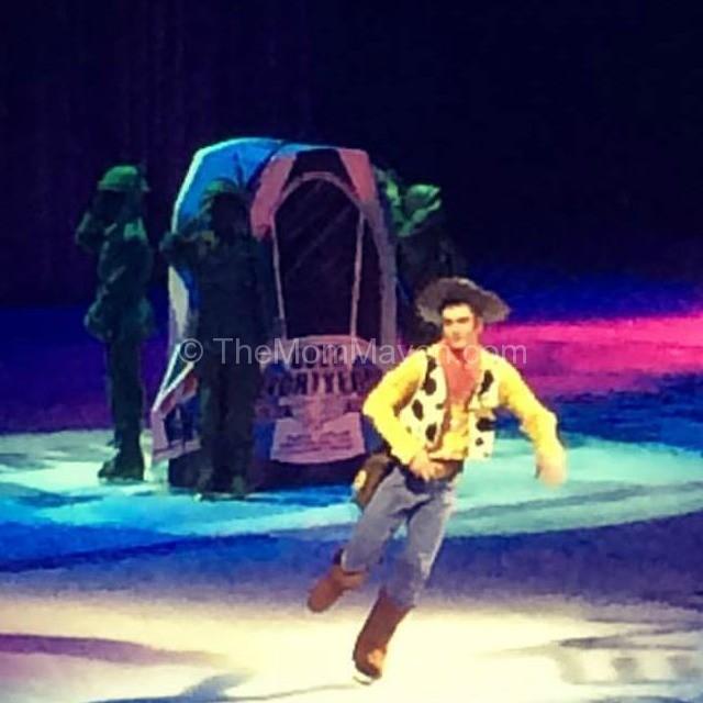 woody Disney on Ice 100 years of Magic
