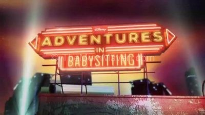 Adventures in Babysitting Disney Channel Original Movie review
