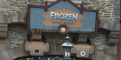 Frozen Ever After is now open at Epcot