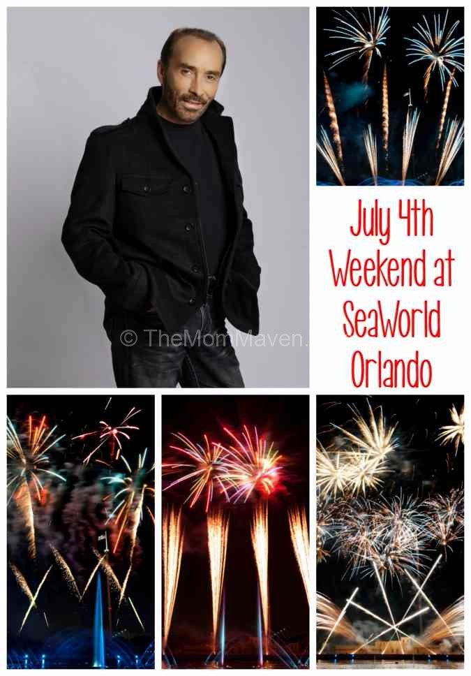 July 4th weekend at SeaWorld Orlando