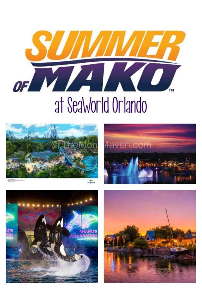Summer of Mako at SeaWorld Orlando
