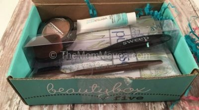 For years now I have been telling you about the products I receive in my monthly Beauty Box 5 shipment. This month I'm giving you a chance to win my box!