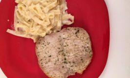 Easy Baked Ranch Pork Chops