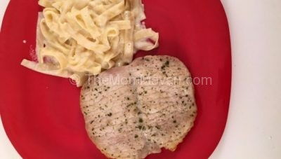 Easy Baked Ranch Pork Chops