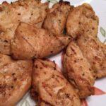 Zesty Chicken Marinade Recipe