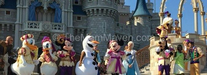 Mickey's Royal friendship Faire at Disney's Magic Kingdom