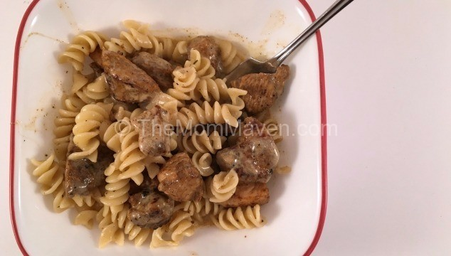 Easy Cajun Chicken and Pasta Meal