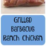 This super simple Grilled Barbecue Ranch Chicken recipe is an easy and delicious way to add some flavor to your chicken.