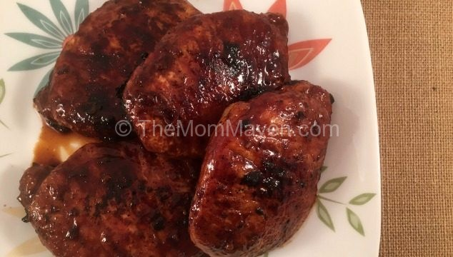 Pan Fried Korean Pork Chop Recipe