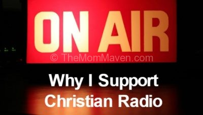 Why I support Christian radio.