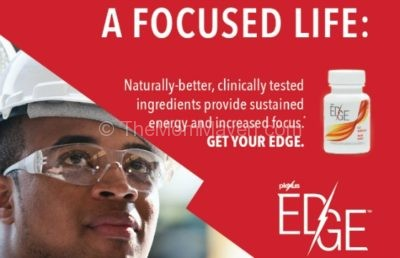 Personal Energy Crisis? Try New Plexus EDGE