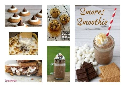 15 Fun and Tasty S'mores Treats