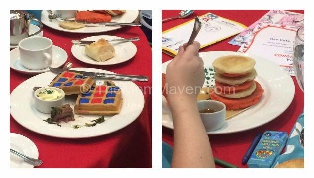 Carnival Breakfast Room Service