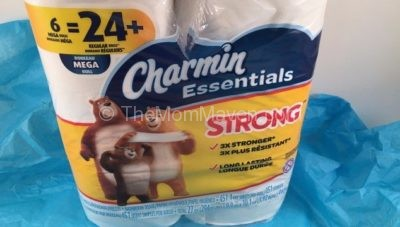 Introducing Charmin® Essentials Toilet Paper