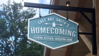 Chef Art Smith's Homecoming Restaurant at Disney Springs is a fresh and delicious addition to Walt Disney World.