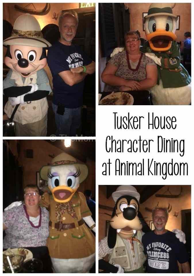 We enjoyed our dinner at Tusker House and would recommend it to anyone who is looking for a unique menu and character dining experience at Disney's Animal Kingdom.