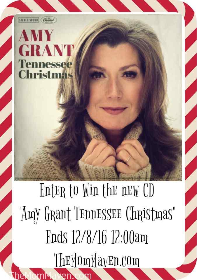 New for Christmas 2016 Amy Grant Tennessee Christmas CD