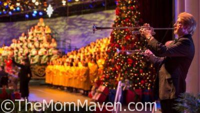 2016 Candlelight Processional at Epcot