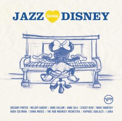 Jazz Loves Disney Album Review