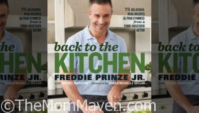 Enter to win an autographed Freddie Prinze Jr Cookbook
