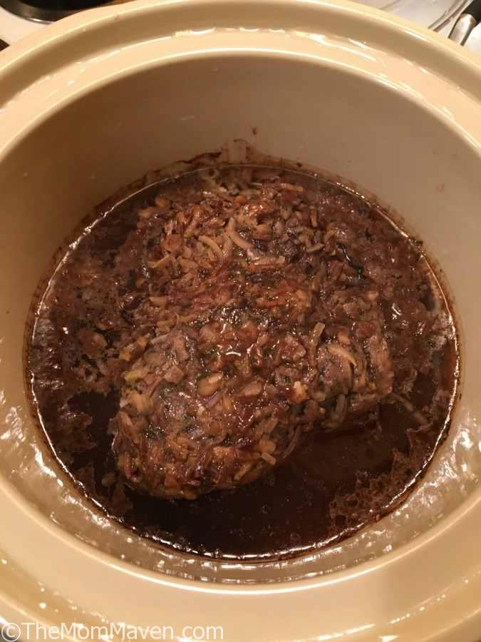 how to cook beef roast in a crockpot