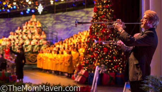 2016 Candlelight Processional at Epcot Top Travel Postt od 2016