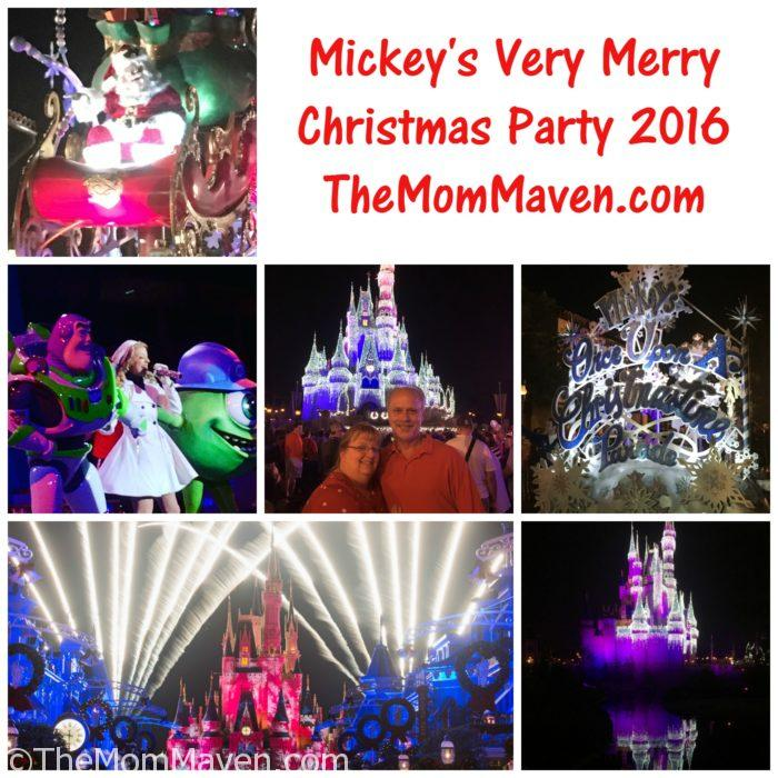 Mickey's Very Merry Christmas Party 2016 Top Travel post of 2016