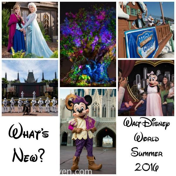 New Summer fun at Walt Disney World Top travel post of 2016
