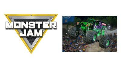 Monster Jam 2017 is Headed to Tampa