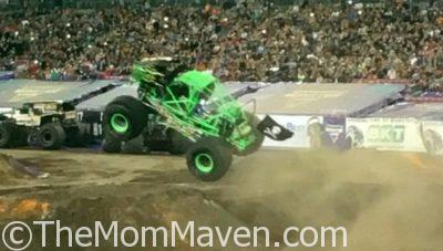 Monster Jam 2017 Tampa