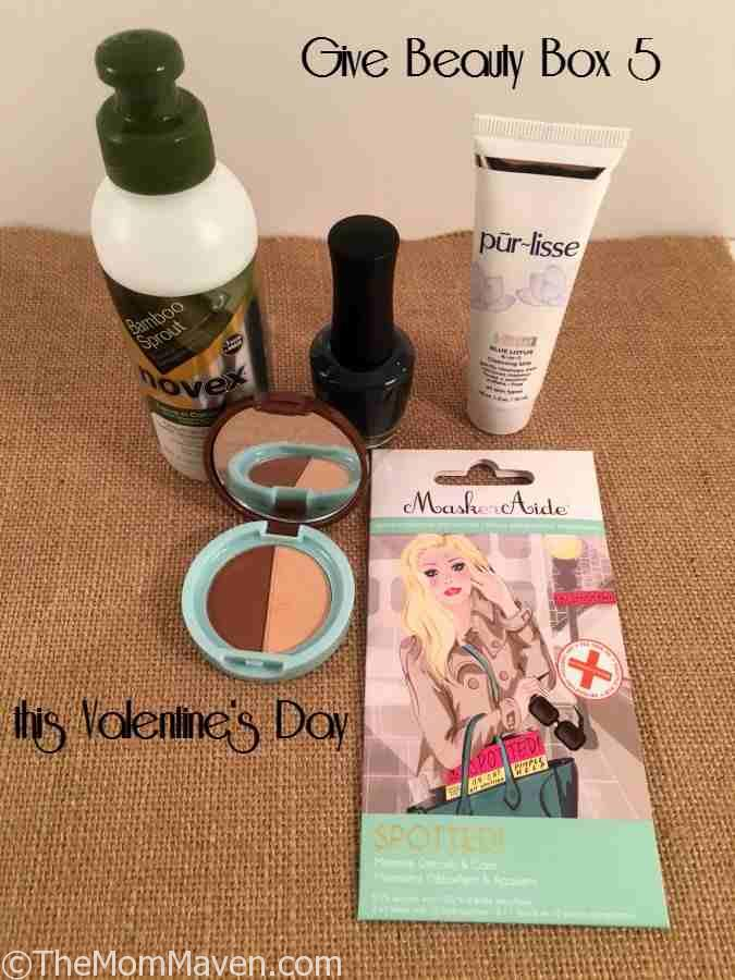 Give the gift of Beauty Box 5 this Valentine's Day.