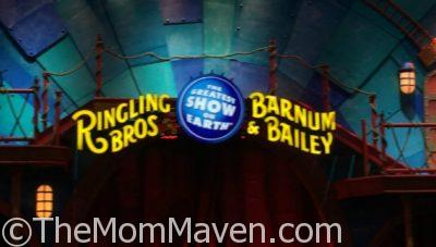 Saying goodbuye to the Ringling Bros & Barnum and Bailey Circus