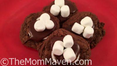 hot cocoa cookies recipe