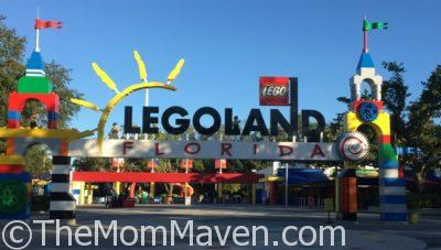 Ninjago World Opens at Legoland Florida