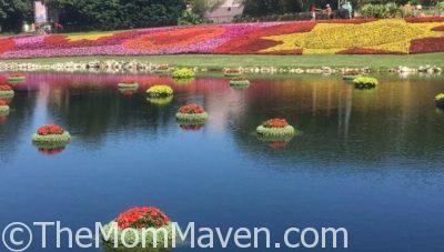 2017 Epcot International Flower and Garden Festival Opens March 1