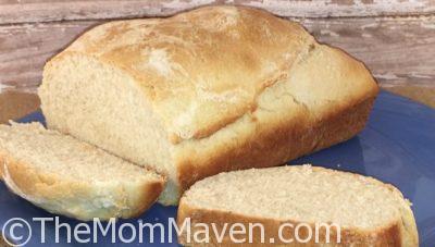 Easy Amish White Bread Recipe