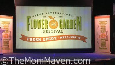 Our Visit to the 2017 Epcot International Flower and Garden Festival