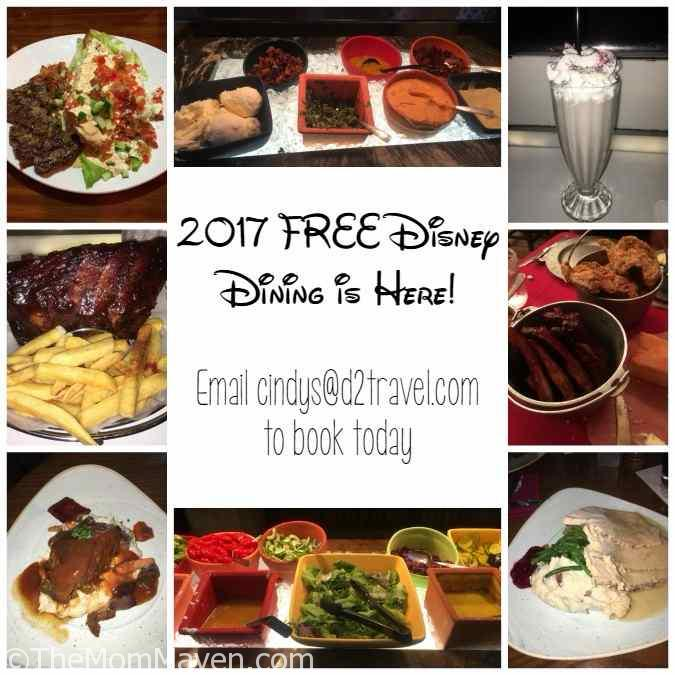 disney deluxe dining plan 2017 pdf