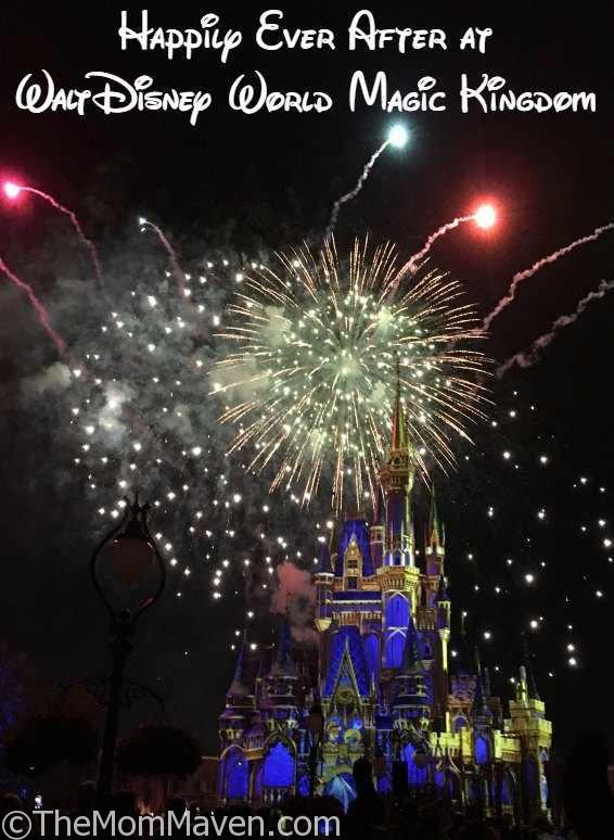 Happily Ever After at Walt Disney World Magic Kingdom