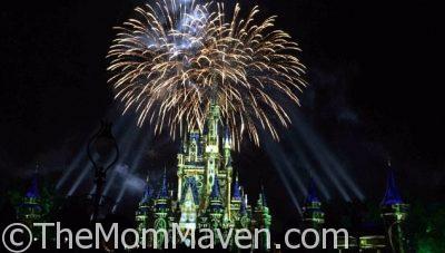Happily Ever After at Walt Disney World Magic Kingdom