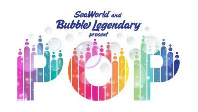 Pop a Show of Bubble Artistry Opens at SeaWorld