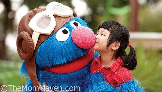 Back by popular demand, everyone's favorite Sesame Street® friends are hosting a party just for kids! Join Elmo, Cookie Monster, Abby Cadabby, Big Bird and all of your favorite Sesame Street characters for a fun-filled weekend at Busch Gardens® Tampa Bay this May!