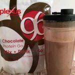 Breakfast doesn't taste better than this Chocolate Dream Protein Shake with Plexus P96 Protein Powder.