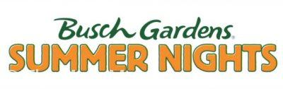 Busch Gardens Summer Nights 2017