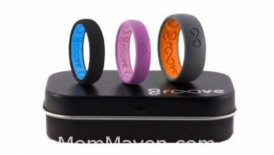 Be Active with the Groove Life Silicone Ring